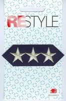 Applicatie Uniform embleem Blauw