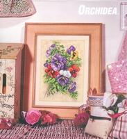 Borduurpakket boeket bloemen