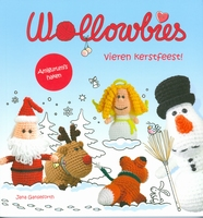 Wollowbies vieren kerstfeest