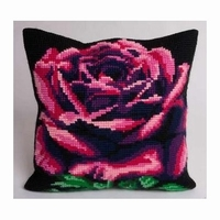 Kussenpakket Rose Cardinal - Collection d'Art
