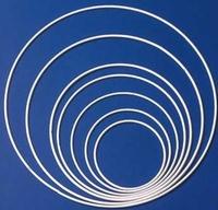 Metalen Ring 22 cm
