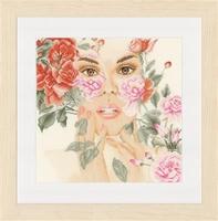 Flowers Face