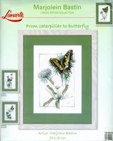 van rups tot vlinder - Marjolein Bastin