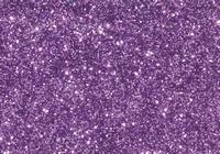 Glitter fijn lavendel 7 gram