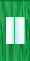 Capuchon koord 3mm Groen 1 meter
