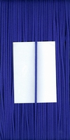 Capuchon koord 3mm Blauw 1 meter