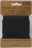 Standaard Elastiek Extra Soepel 10 meter