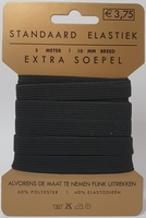 Standaard Elastiek Extra Soepel 3 meter