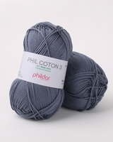Phil Coton 3 - Denim