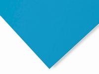 Fotokarton Azuur blauw
