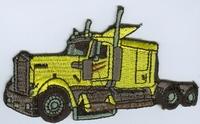 Applicatie Vrachtwagen geel