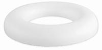 Styropor halve ring