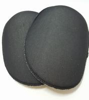 Raglan schoudervulling zwart (medium) 1 paar