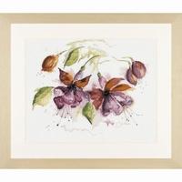 Lanarte Fuchsia in aquarelle