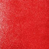 Foam Gliitter Rood 20 x 30 cm