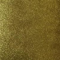 Foam Glitter Goud 20 x 30 cm