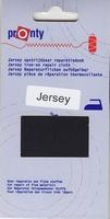 Reparatiedoek Jersey Zwart