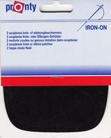 Kniestukken Donker Bruin 1 paar