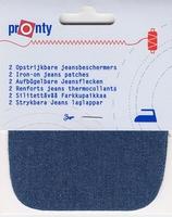 Kniestukken Jeans 1 paar