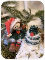 Haakpakket Funny Noël