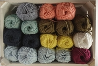 Phildar Cabotine diverse kleuren