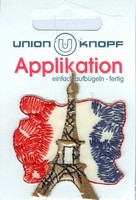 Applicatie flag eiffeltoren