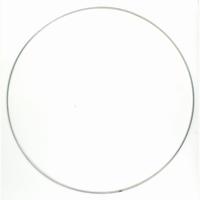 Metalen ring 80 cm
