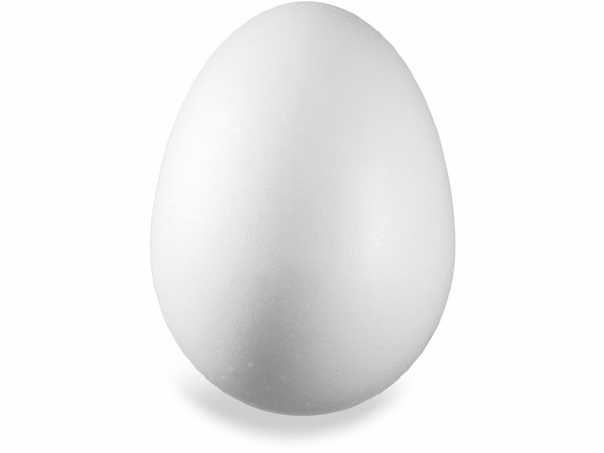 Styropor Ei
