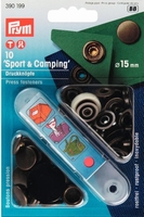 Sport & Camping Naaivrijedrukker 10 stuks