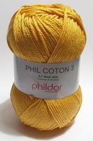 Phil Coton 3 - Ananas * NIEUW *