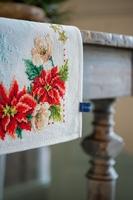Pearlaida loper kit Kerstbloemen