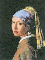 Meisje met de parel (Johannes Vermeer)
