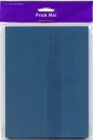 Prik mat (grijsblauw) 15x20 cm