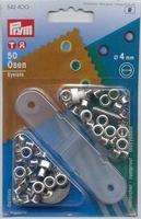 Ceintuurringen 4 mm 50 stuks