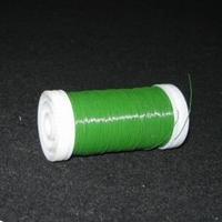 Klos bind draad 0.30 mm groen 100 gram