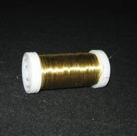 Klos messing draad 0.30 mm 100 gram