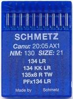 Naald systeem 134 LR Dikte: 130 Leer 10 stuks