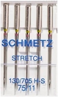 Schmetz Naaimachine Naalden Stretch 5 stuks