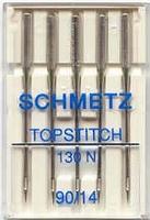 Schmetz Naaimachine Naalden Topstitch 5 stuks