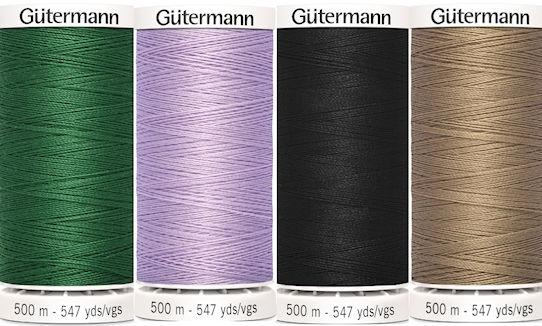 Gütermann Naaimachine Garen 500 m